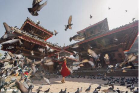 心灵圣地,喜马拉雅南麓的精神净土——尼泊尔