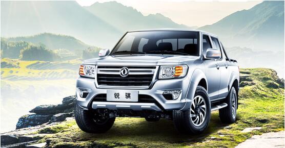 经典皮卡再升级 郑州日产锐骐汽油国六全面上市